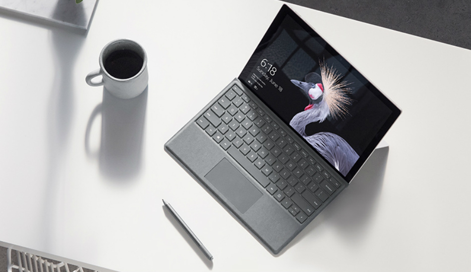 Microsoft launches new Surface Pro in India, price starts at Rs 64,999