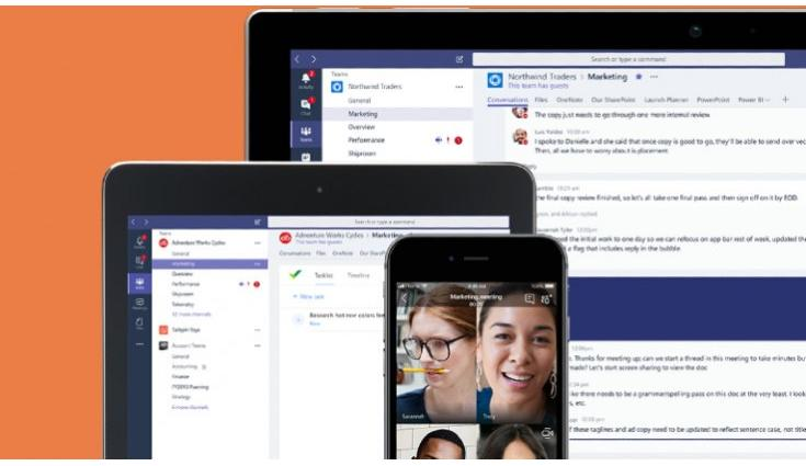 Microsoft Teams introduces new chat groups, video calls and more in mobile preview