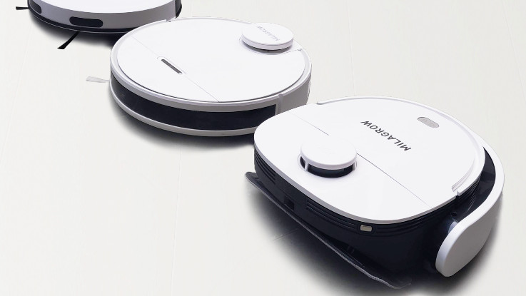 Milagrow introduces a new range of Robotic Vacuum cleaners in India