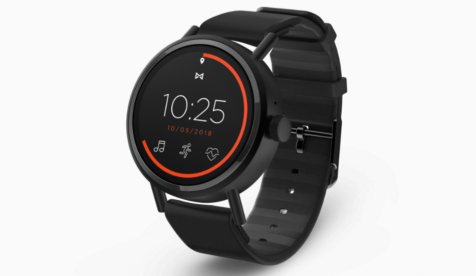 Misfit Vapor 2 smartwatch announced with NFC, built-in GPS