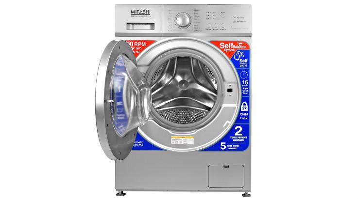 Mitashi announces a range of washing machines in India, price starts at Rs 10490