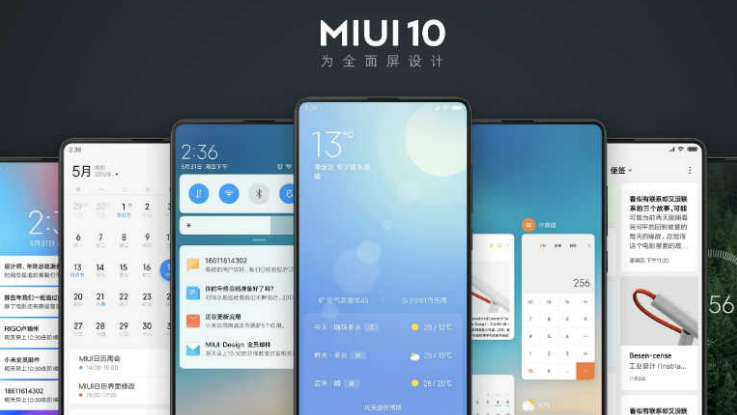 Xiaomi introduces MIUI 10 with gesture support, AI integration and more