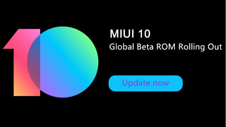 Xiaomi Poco F1 MIUI 10 Global Beta ROM released