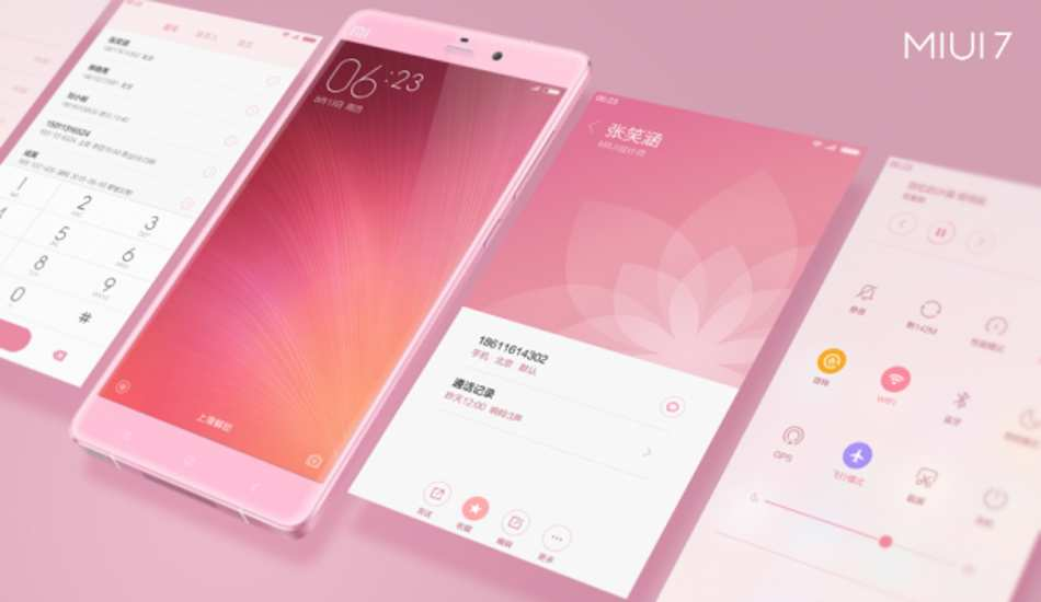 Xiaomi MIUI launched in India: here's what it offers