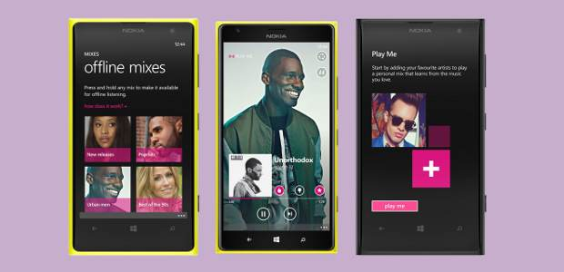 Nokia Mix Radio: A new approach to music discovery
