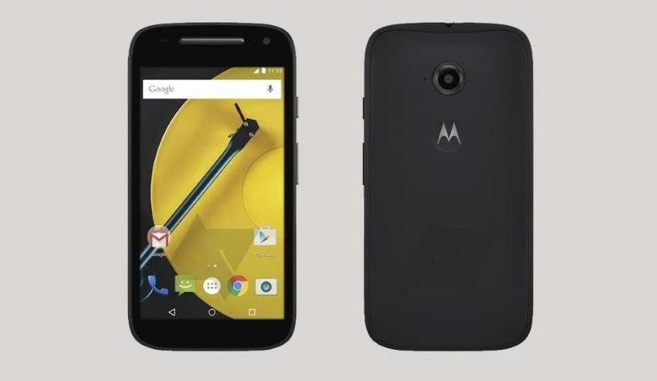 Moto E (2nd Gen) 3G camera test