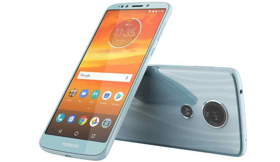 Motorola launches Moto E5 and Moto E5 Plus, price starts Rs 9,999