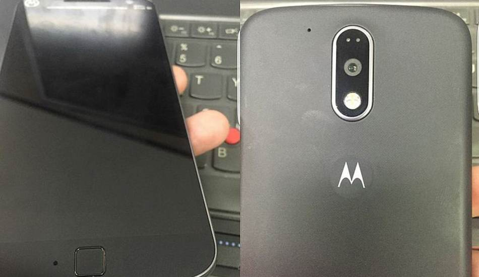 Moto G4 coming with fingerprint sensor, images confirm