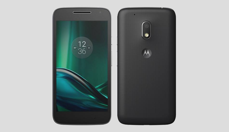 Moto G4 Play launched at Rs 8,999 with decent specs