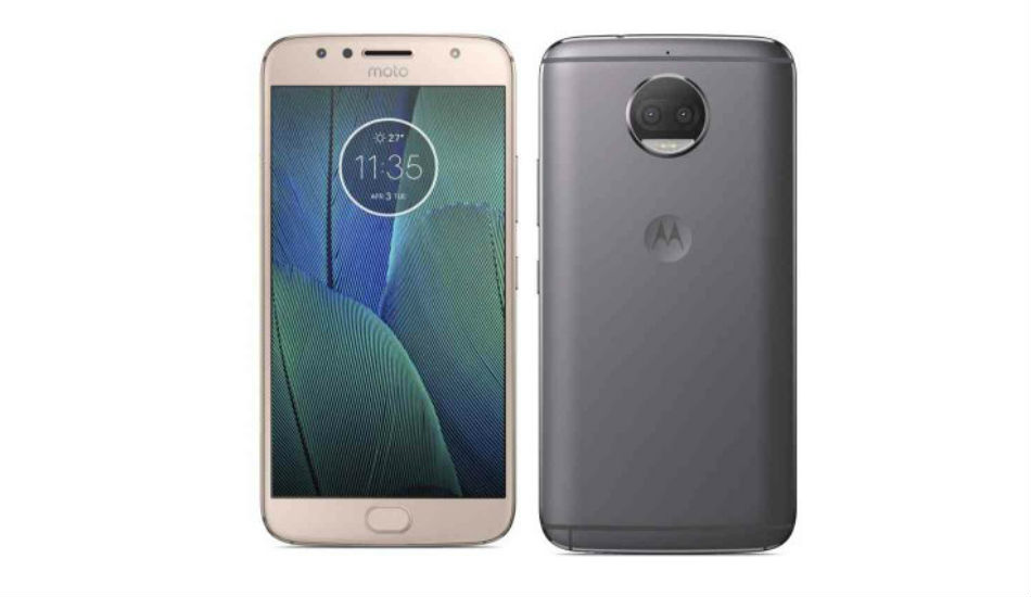 Moto G5S Plus starts receiving Android 8.1 Oreo update