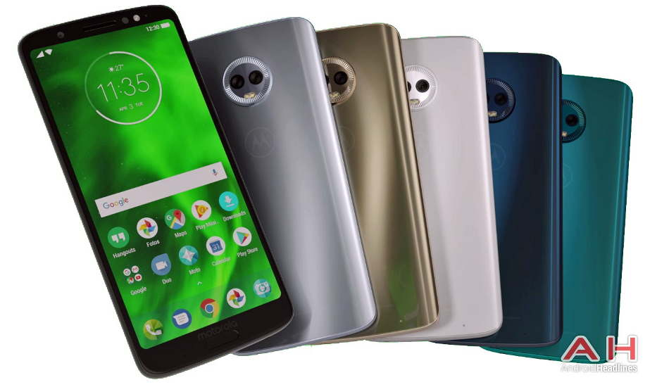 Moto G6 Plus gets a massive price cut of Rs 10,500