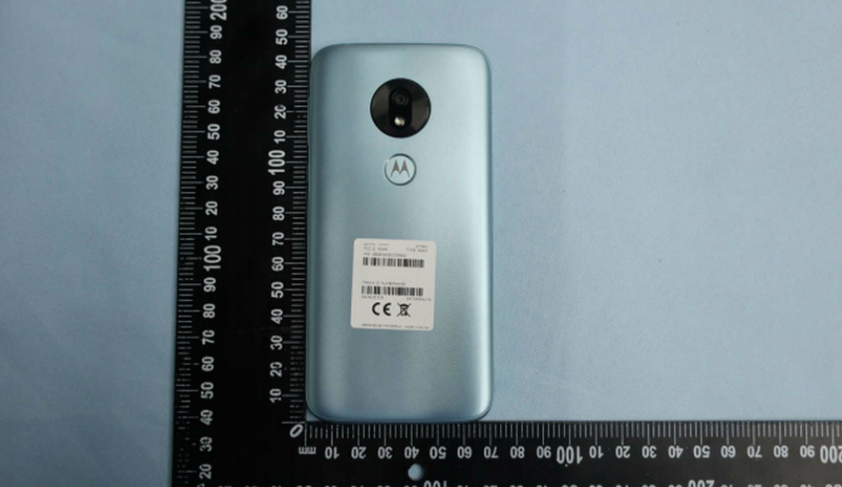Moto G7 Play passes through FCC, reveals notched display and Snapdragon 632