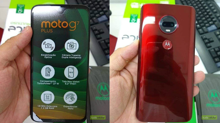 Moto G7 Plus twill have 27W TurboPower fast charging support