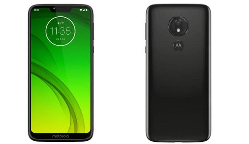 Moto G7 Power makes way to India via offline stores for Rs 14,500