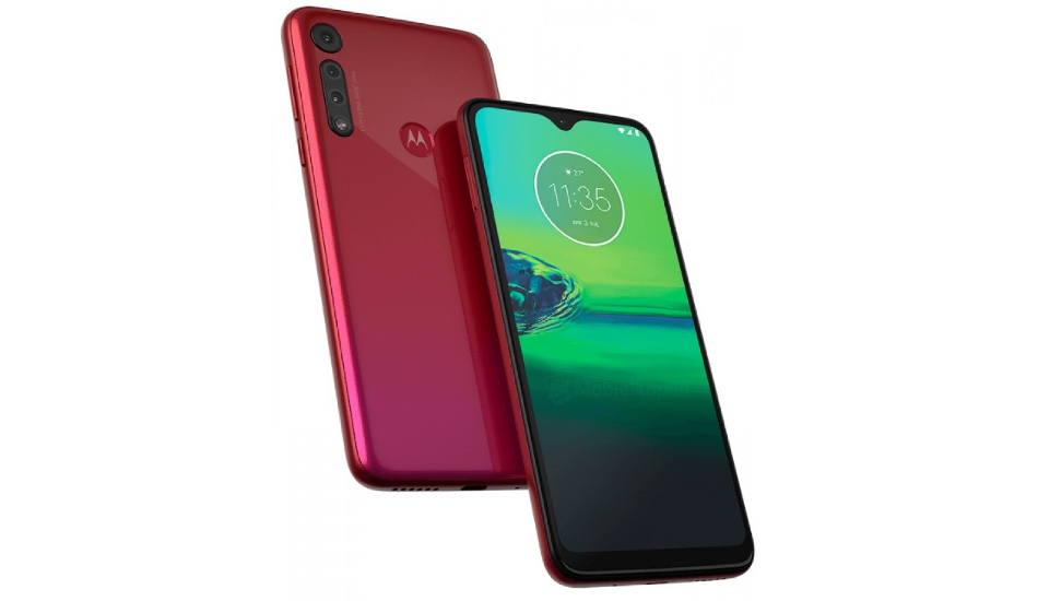 Want to know how Motorola Moto G8 Play may look like?