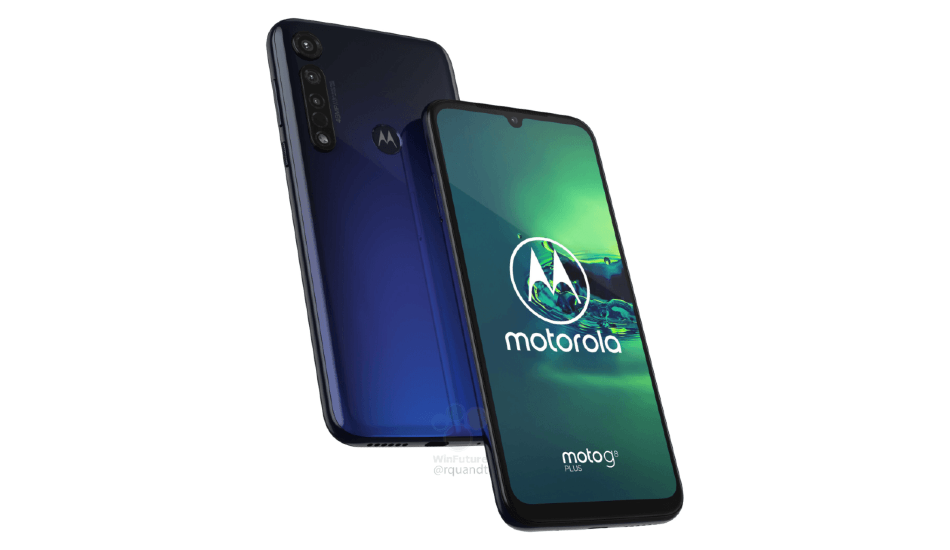 Motorola Moto G8 Plus to launch on October 24, full specs leaked