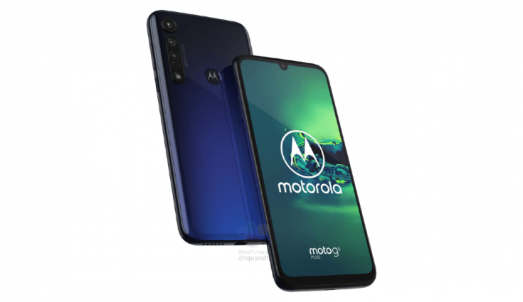 Moto G8 Plus Android 10 update starts rolling out