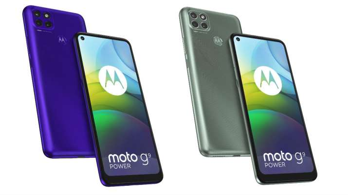 Moto G9 Power first sale to be held today: Price, Specs and more