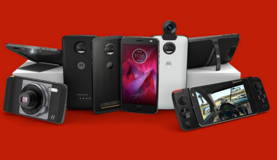 Motorola brings its retail stores in South India, launches 100 Moto Hubs in Karnataka