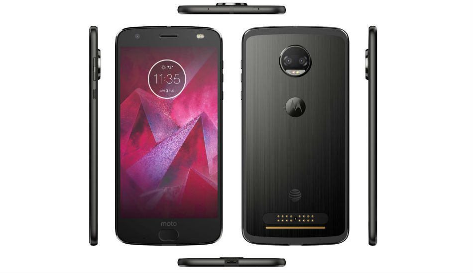 Moto Z2 Force with ShatterShield display, dual rear cameras to launch today in India