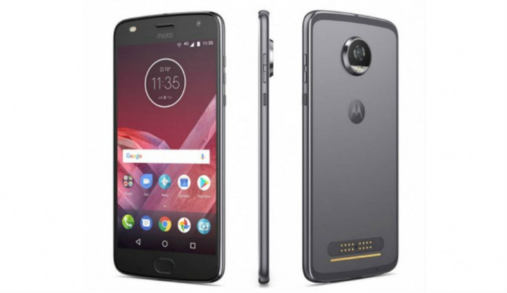 Moto Z2 Play starts receiving Android 8.0 Oreo update in India