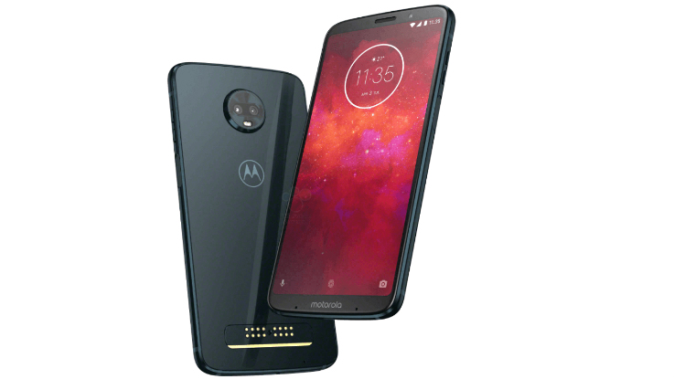 Moto Z3 Play official renders leaked ahead of official launch