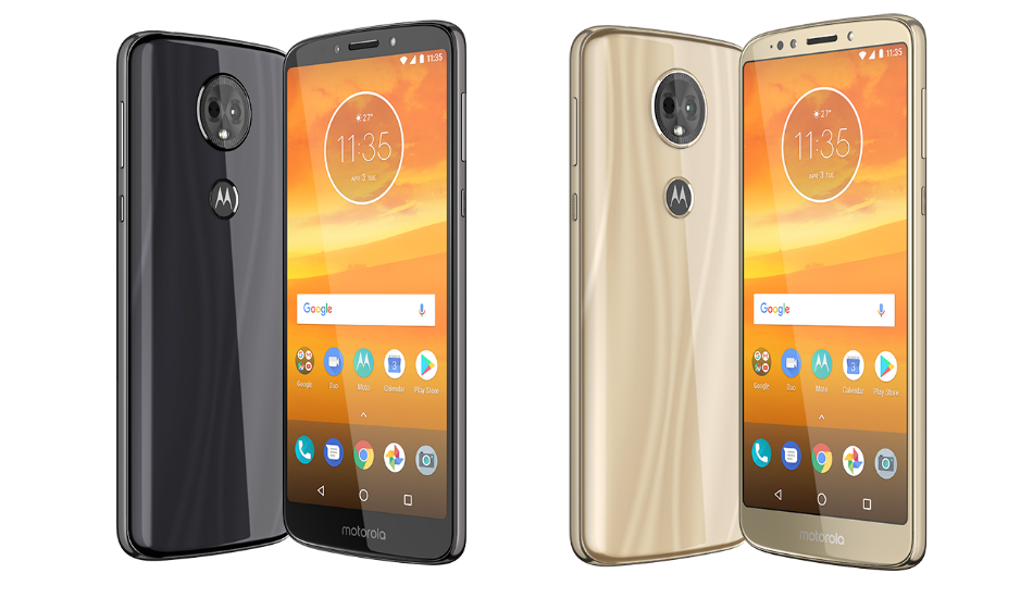 Moto E5 Plus to be unveiled in India today at 3 PM