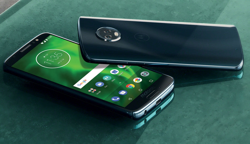 Motorola announces Moto G6, G6 Plus and G6 Play. Here's all about the phones
