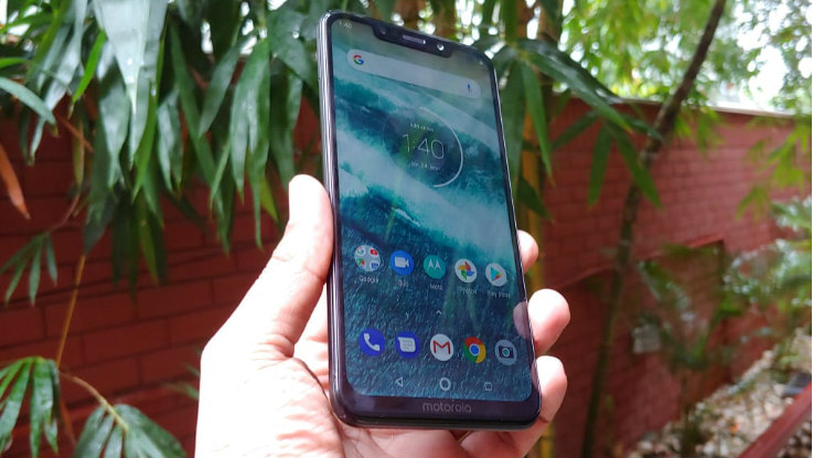 Motorola One Power in Pictures