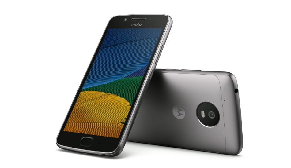 MWC 2017: Motorola announces Moto G5 and Moto G5 Plus, to be launched in India soon