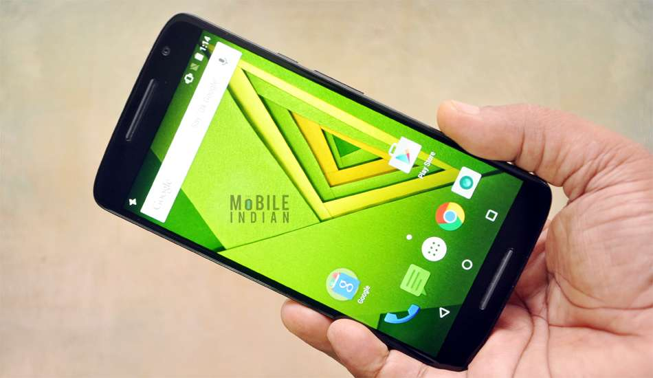 Motorola Moto X Play Review – Undoubtedly a front runner