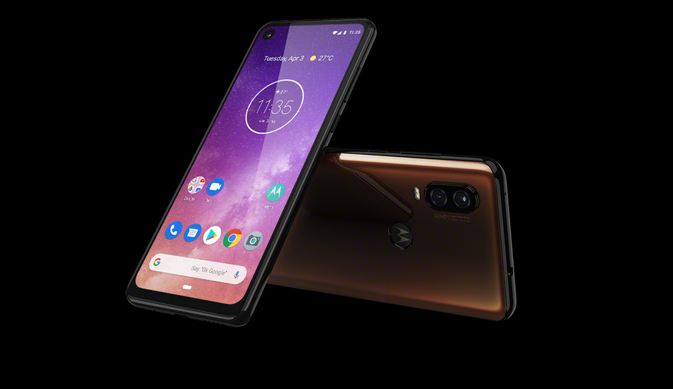 Motorola One Action with Exynos 9609, Android 9 Pie spotted online