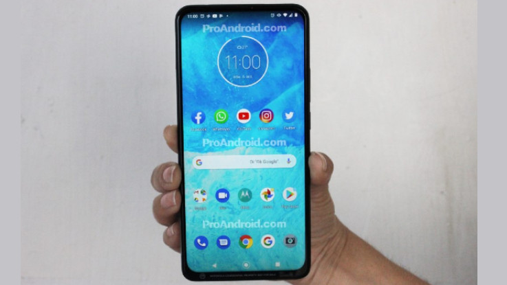 Motorola One Hyper to feature 4000mAh battery, confirms FCC listing