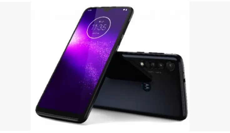Motorola One Macro Android 10 update starts rolling out in India