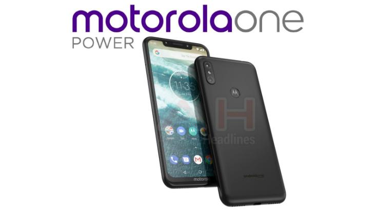 Motorola One Power starts receiving Android 10 update