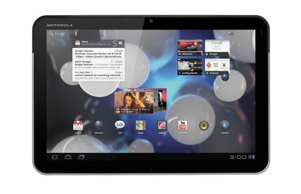 Details of Android 4.1 for Motorola Xoom leaked