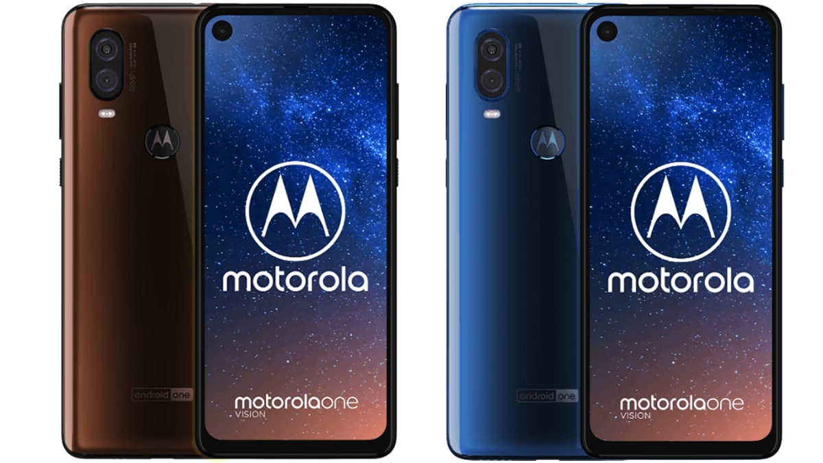 Motorola One Vision full specs and pricing leaked
