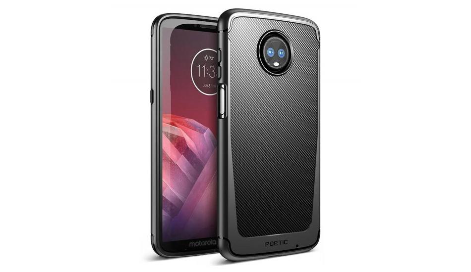 Motorola introduces Moto Z3 Play with Snapdragon 636 SoC, dual AI camera