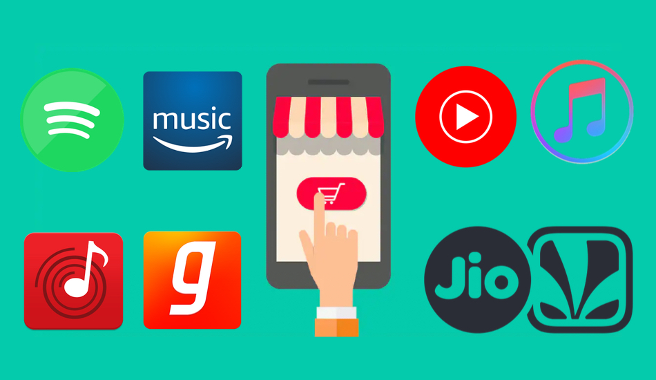 Music streaming apps that you should try out if you're in India