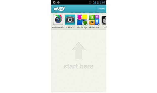 App Review: Muzy