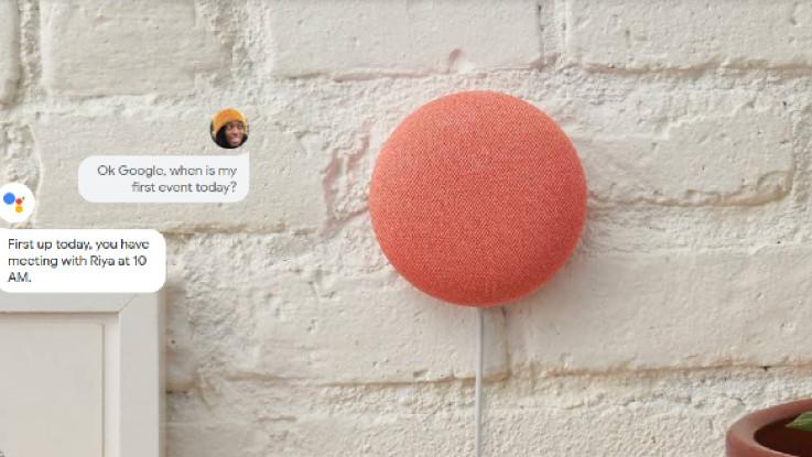 Google Nest Mini smart speaker launched in India