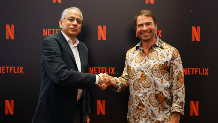 Tata Sky partners with Netflix for content delivery in India