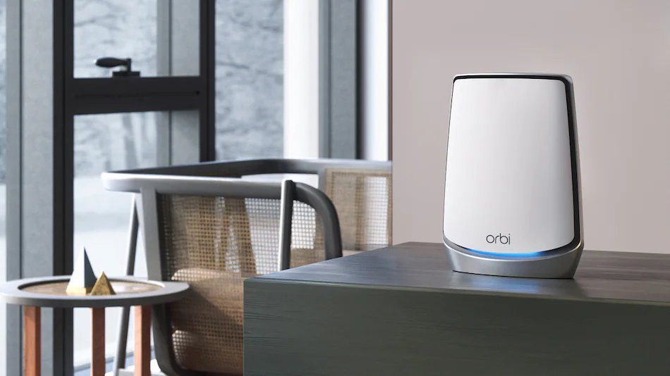Netgear Orbi RBK852 WiFi 6 Mesh System launched in India