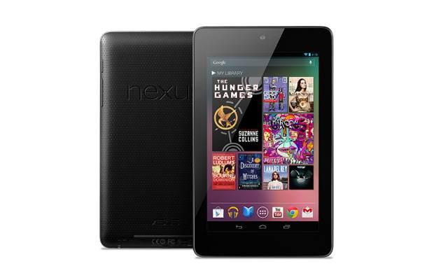 Google Nexus 7 Vs Samsung Galaxy Tab 2