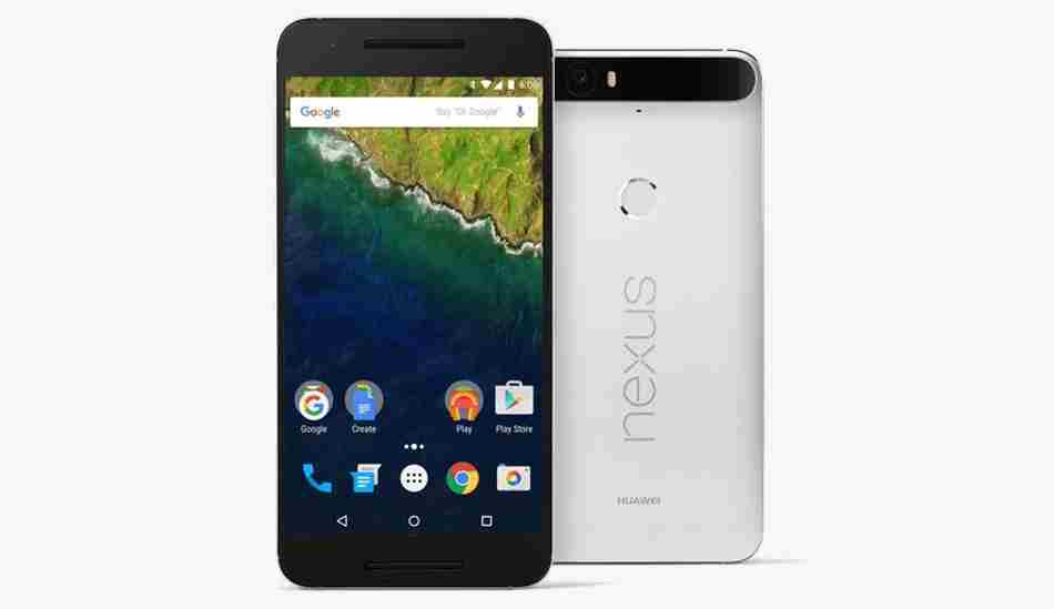 Huawei Nexus 6P will be available in India in November
