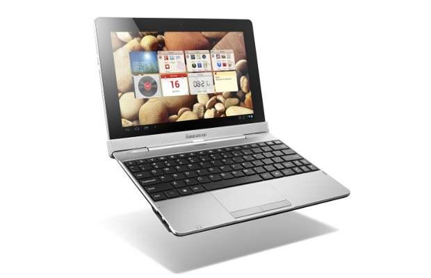 Lenovo unveils three Android tabs