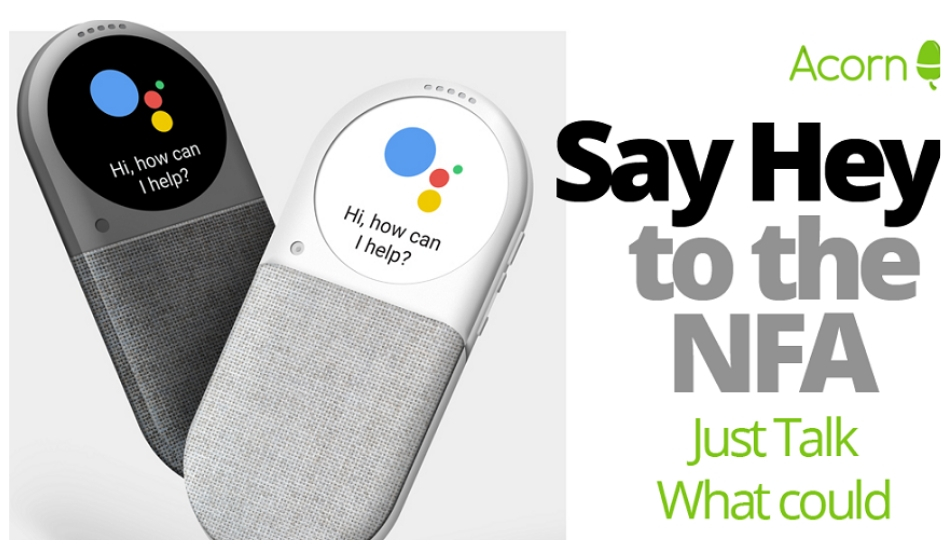Feature phone that has no keypad, uses Google Assistant to communicate showcased
