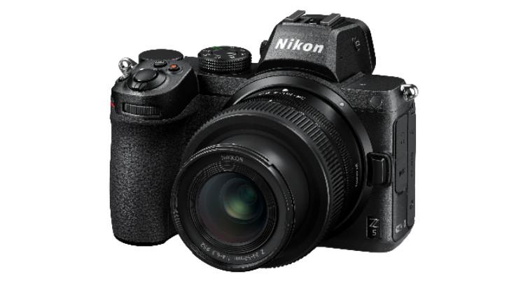 Nikon Z 5 camera, Nikkor Z 24-50mm lens launched in India