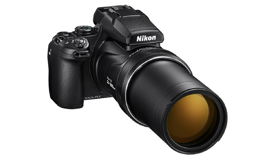 Nikon Coolpix P1000 unveiled with world's longest 125x optical zoom