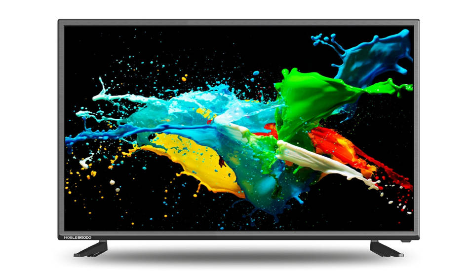 Noble Skiodo launches 40-inch Full HD Smart TV at Rs 16,999